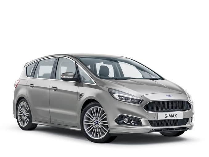 Ford S-Max Bild