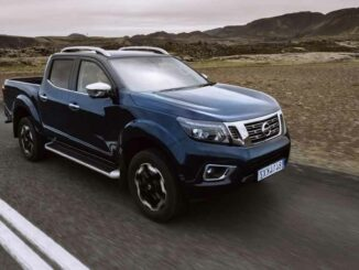 Nissan Navara 4x4 Pick-Up Truck