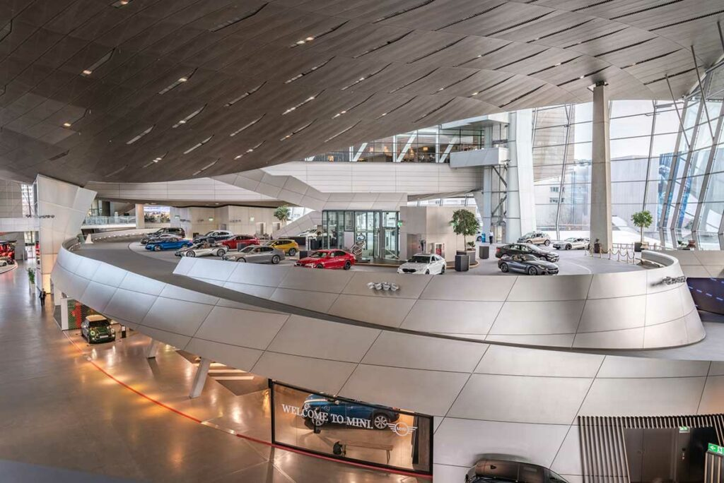 BMW & Mini Flagshipstore