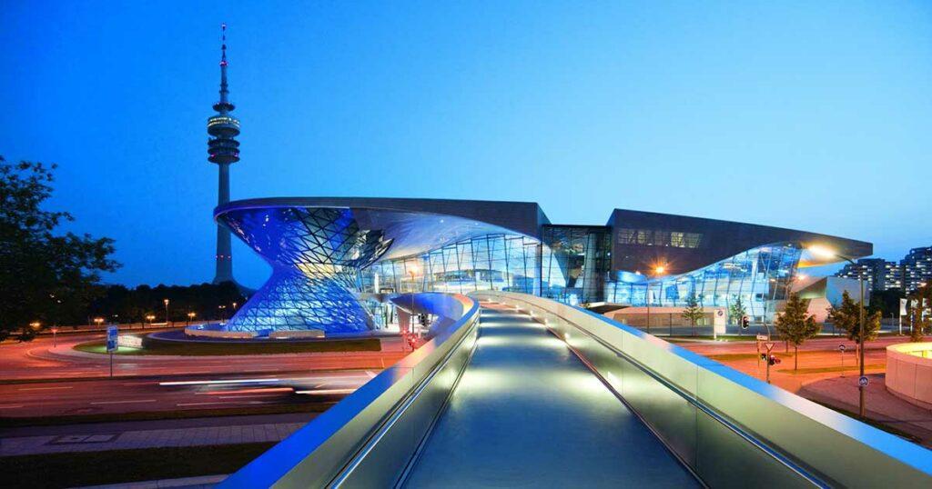 BMW Welt am Olympiapark München