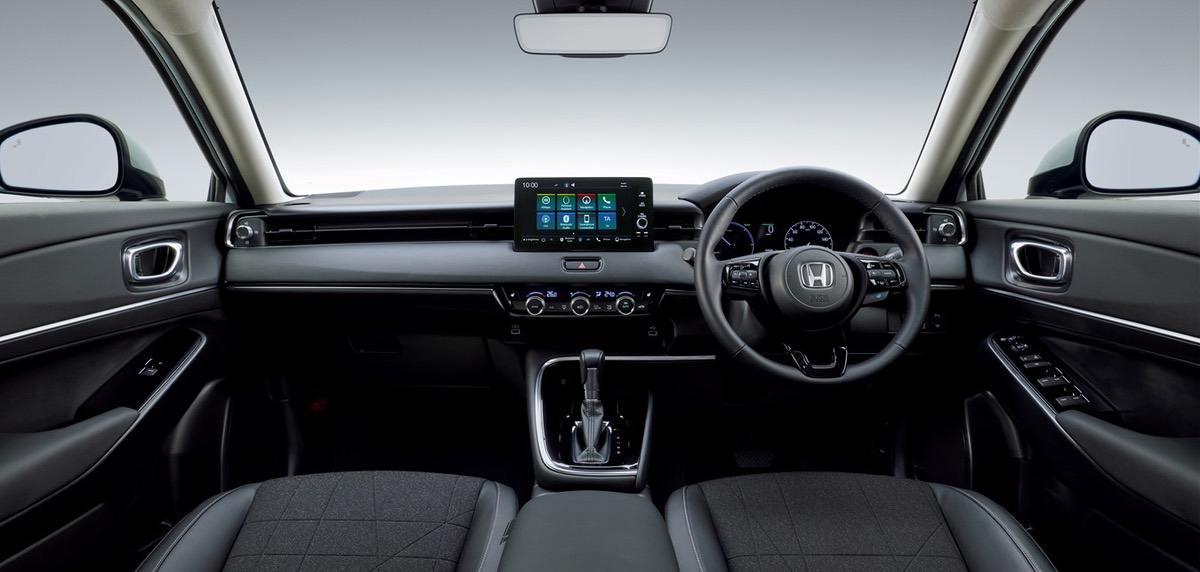 Honda HR-V Cockpit