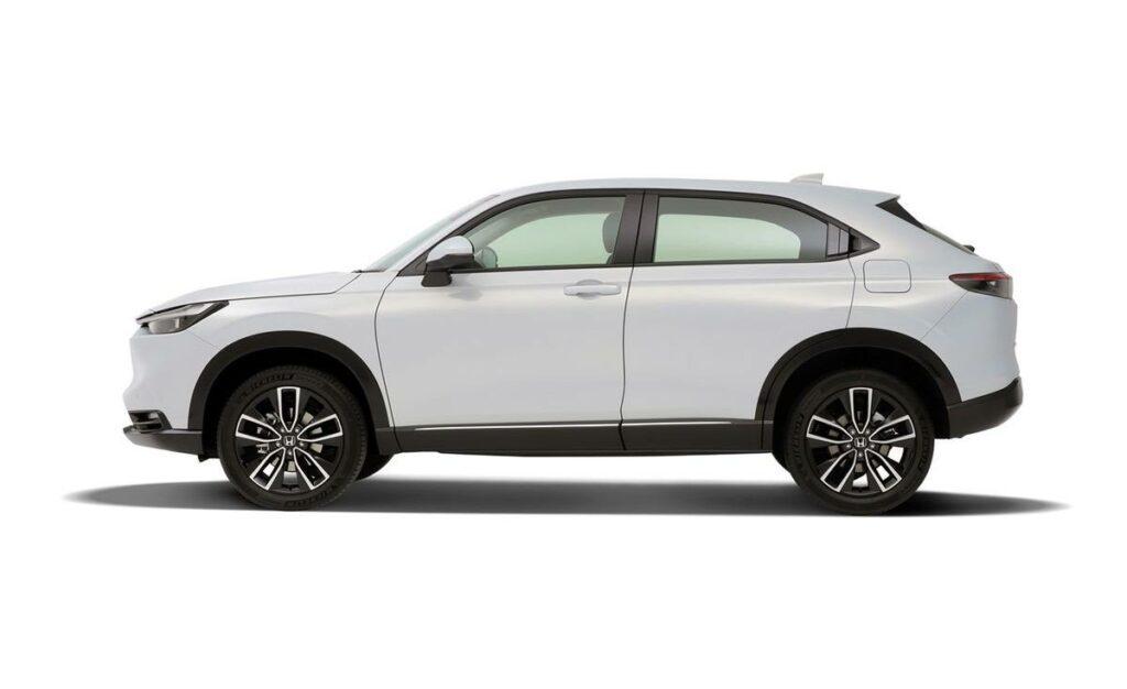 Honda HR-V Seitenansicht