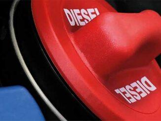 Diesel Tankdeckel